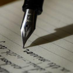 L'écriture comme aide thérapeutique